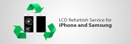 LCD Tech Inc offers the best OEM screens for refurbish service.